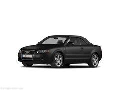 2008 Audi A4 2.0T Convertible