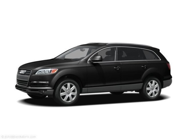 Pre-Owned luxury vehicles 2008 Audi Q7 3.6 Premium SUV for sale near you in Milwaukee, WI