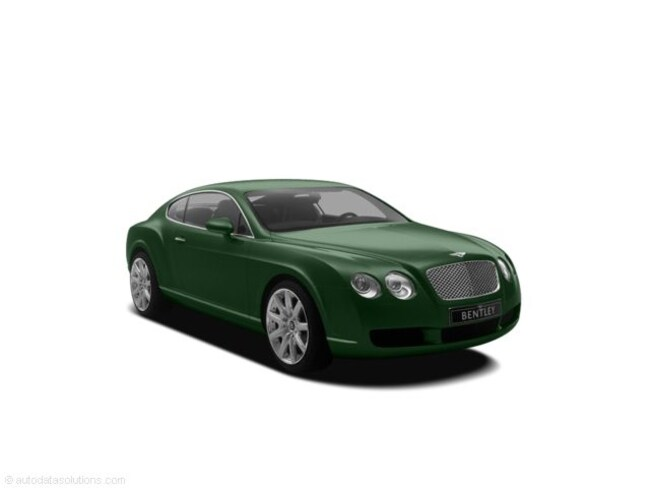 Used 2008 Bentley Continental Gt Speed For Sale In Fort Lauderdale