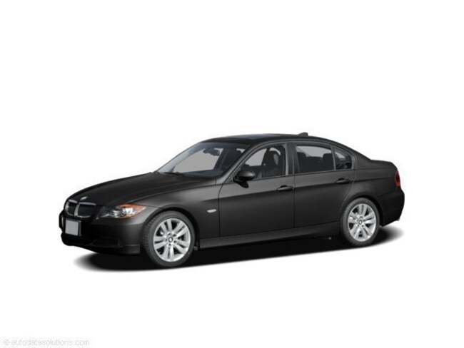 Used 2008 BMW 3 Series 328i Sedan For Sale Lucedale, MS