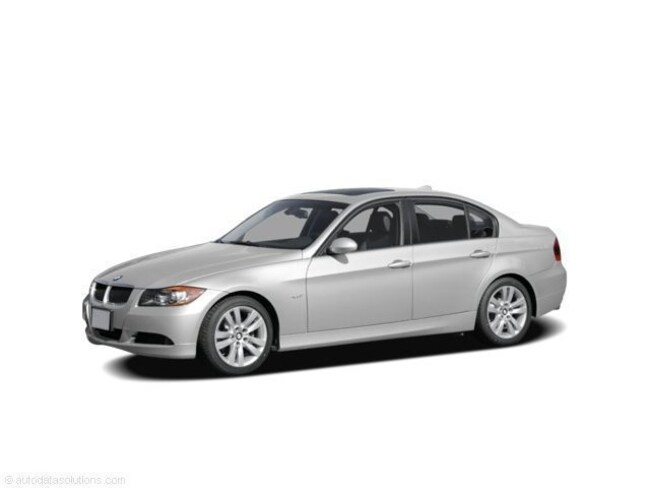 2008 BMW 3 Series 328xi Sedan