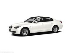 Used 2008 BMW 535i Sedan 8296P for Sale in Madison, WI, at Don Miller Dodge Chrysler Jeep RAM
