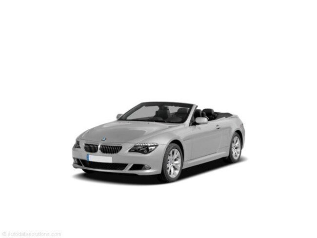 Used 2008 BMW 650I CONVERTIBLE For Sale | Plainview near Long Island ...