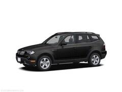 2008 BMW X3 3.0si SAV