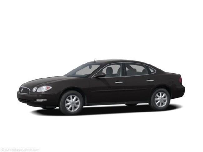 2008 Buick LaCrosse CX Sedan V-6 cyl
