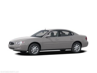 2008 Buick LaCrosse CX Sedan