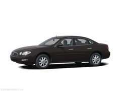 2008 Buick Lacrosse Super Sedan