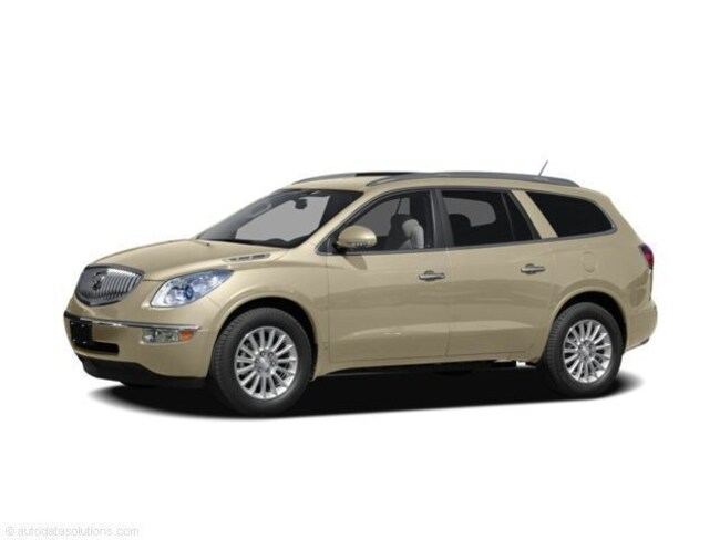 used 2008 Buick Enclave CXL SUV for sale lowell, MI