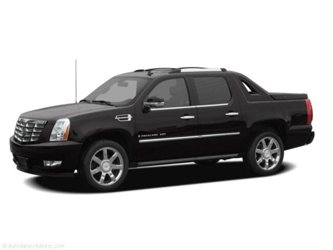 Used 2008 CADILLAC ESCALADE EXT For Sale at Fenton Motors of