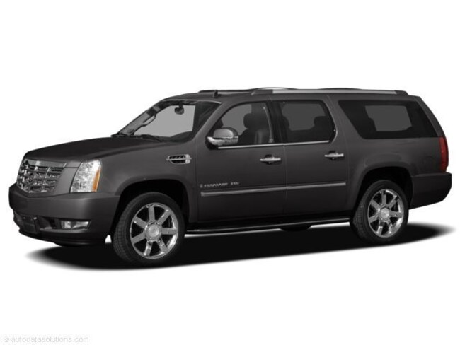 Used 2008 Cadillac Escalade ESV Base Wagon for sale in Fairfield, IL