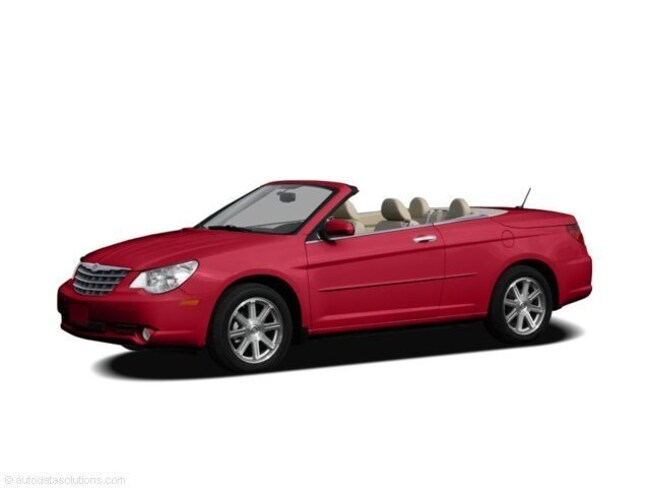 Used 2008 Chrysler Sebring LX Convertible Near Baltimore