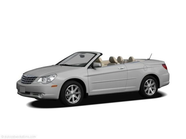 Used 2008 Chrysler Sebring Touring Convertible For Sale Effingham, IL