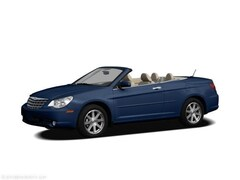 Used 2008 Chrysler Sebring Limited Convertible K14722A For Sale in Cumming