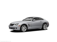2008 Chrysler Crossfire Limited Coupe