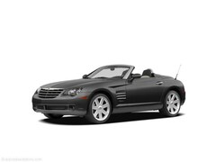 Used 2008 Chrysler Crossfire Limited Convertible 1C3LN65L58X074803 for Sale in Houston, TX at River Oaks Chrysler Jeep Dodge Ram