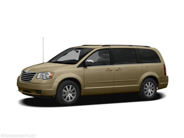 2008 Chrysler Town & Country Limited Minivan/Van
