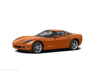 2008 Chevrolet Corvette Base Coupe