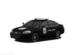 Used 2008 Chevrolet Impala Police Sedan in Mishawaka