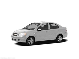 2008 Chevrolet Aveo LT Sedan