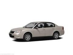 2008 Chevrolet Malibu Classic LS Sedan