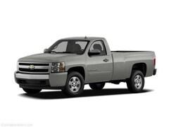 2008 Chevrolet Silverado 1500 Work Truck Truck 1GCEC14X28Z327825