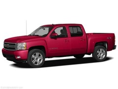Pre-Owned 2008 Chevrolet Silverado 1500 Truck Crew Cab for sale in Lima, OH
