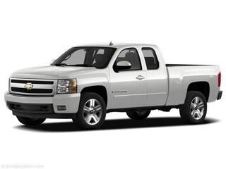 2008 Chevrolet Silverado 1500 Work Truck V8 Truck Extended Cab