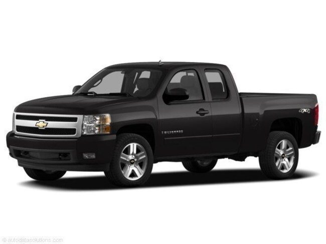 Used 2008 Chevrolet Silverado 1500 Truck Extended Cab 8Z125794 For Sale Kerrville, TX