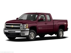 Used Vehicles for sale 2008 Chevrolet Silverado 2500HD Truck Extended Cab in Decatur, AL