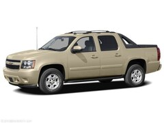 2008 Chevrolet Avalanche LT with 3LT 4WD Crew Cab 130 LT w/3LT
