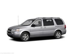 Used 2008 Chevrolet Uplander LS Ext WB LS 1GNDV23168D154906 for sale at Goeckner Bros., Inc. in Effingham, IL