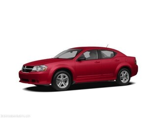 Low Mileage Used 2008 Dodge Avenger SXT Sedan near Detroit
