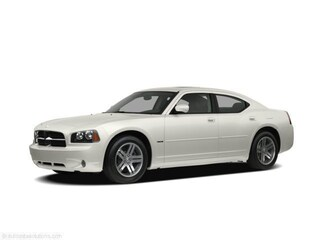 2008 Dodge Charger Base Sedan