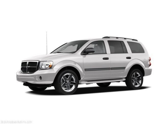 Used 2008 Dodge Durango SXT SUV North Platte