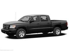 2008 Dodge Dakota SXT/Bighorn/Lonestar Truck Crew Cab