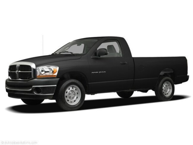 Used  2008 Dodge Ram 1500 2WD Reg Cab Truck For Sale Conroe, TX