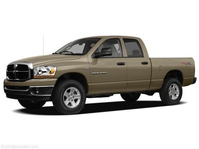 2008 Dodge Ram 1500 Truck Quad Cab