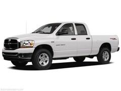 2008 Dodge Ram 1500 ST/SXT 4x4 Quad Cab 140.5 in. WB Truck Quad Cab