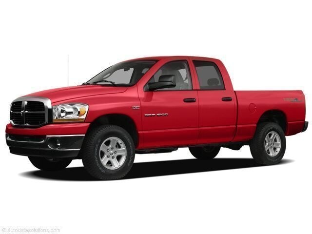 Used 2008 Dodge Ram 1500 SLT For Sale | Powderly KY | Stock