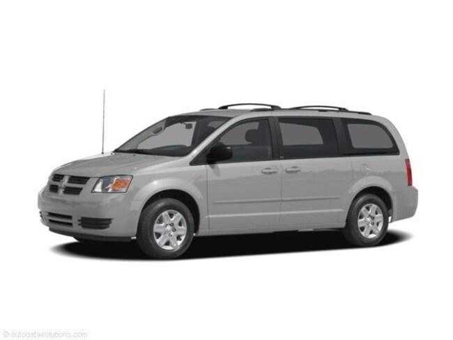 Used 2008 Dodge Grand Caravan Sxt For Sale Delta Ut