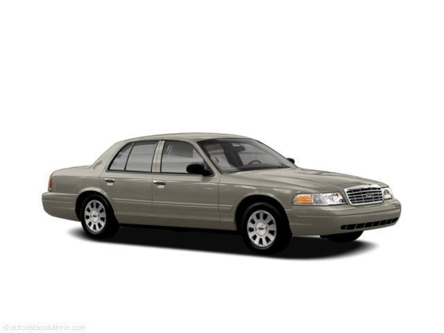 2008 Ford Crown Victoria LX Sedan
