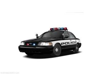 Buy a 2008 Ford Crown Victoria Police Interceptor w/3.27 Axle Sedan in Cottonwood, AZ