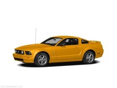 Used 2008 Ford Mustang V6 Deluxe Coupe for sale in Abilene, TX