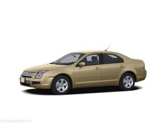 Pre-Owned 2008 Ford Fusion SE Sedan for sale in Lima, OH