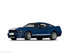 2008 Ford Shelby GT500 Base Coupe