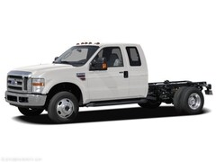 2008 Ford F-350 Chassis XL Truck Super Cab