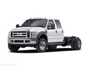 2008 Ford Super Duty F-450 DRW XL 4WD