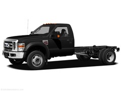 2008 Ford F-550 Chassis Truck Regular Cab