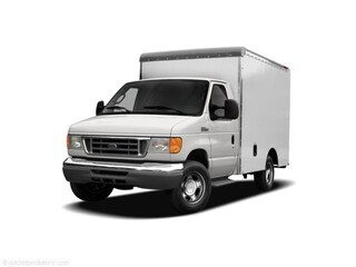 Used 2008 Ford Econoline 350 Cutaway Chassis Truck near Kennebunk