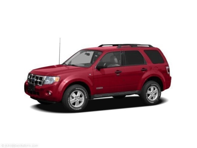 2008 Ford Escape XLT 4WD  V6 Auto XLT